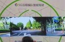 MWC 2018: China Mobile, SAIC và Huawei trình diễn điều khiển xe hơi với 5G LTE