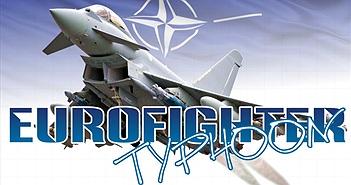 """Tiêm kích """"cuồng phong"""", giấc mơ thống trị bầu trời của NATO"""