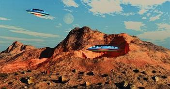 Người ngoài hành tinh thường đến trái đất và cho xây dựng căn cứ bí mật?
