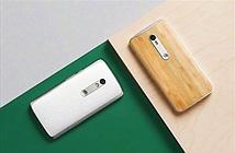 Motorola ra mắt Moto X Style và Play: 5,7 2K và 5,5 Full HD, camera 21MP, nhiều tuỳ chọn mặt lưng