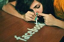 Dùng Facebook hơn 2 tiếng mỗi ngày dễ có suy nghĩ tự tử