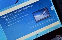 Hướng dẫn cách cập nhật Windows 10 chính thức cho máy tính
