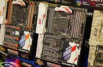 Gigabyte làm mới bo mạch chủ X99 chuyên ép xung và chơi game