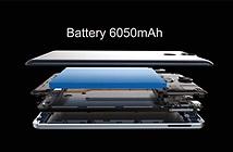 "Ulefone Power 6050mAh smartphone ""5 phút sạc đàm thoại 2 giờ""."