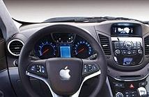 """Apple """"câu"""" nhân sự cấp cao của BlackBerry về làm cho Apple Car"""