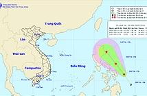 Khả năng xuất hiện Bão số 2 vào Biển Đông