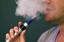 Thuốc lá điện tử chứa nhiều hóa chất gây ung thư