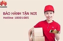 Huawei Việt Nam triển khai dịch vụ nhận hàng và trả hàng bảo hành tại nhà