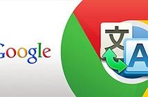 Cách tắt tự động dịch ngôn ngữ trong Google Chrome