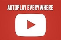 Thủ thuật chèn mã code Autoplay cho video YouTube