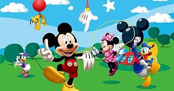 Walt Disney - đế chế được xây dựng từ bản quyền hình ảnh