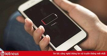 Các ứng dụng chạy bất thường có thể khiến iPhone sập nguồn