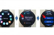 Galaxy Watch Active 2 lộ diện với viền màn hình siêu mỏng