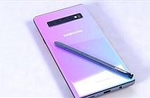 HOT: Samsung xác nhận 2 tùy chọn bộ nhớ Galaxy Note 10+