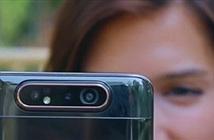 Trải nghiệm camera lật Galaxy A80 khá thú vị