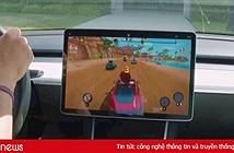 Tesla sắp ra mắt tính năng xem Youtube và Netflix trên xe