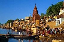 Kinh hoàng 2 con sông bẩn nhất Ấn Độ: 2 màu sắc, chung số phận