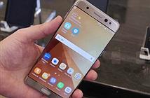 [Galaxy Note 7] Số lô đặt hàng Galaxy Note 7 gấp đôi Galaxy Note 5