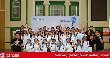 Samsung Connect – Trải nghiệm đáng nhớ chắp cánh ước mơ cho trẻ em Sóc Trăng