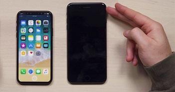 Màn hình iPhone 8 có giá 5.000 USD tại 'chợ đen' Trung Quốc