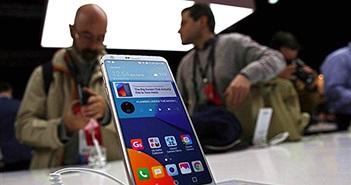 LG nâng tầm công nghệ âm thanh trên V30