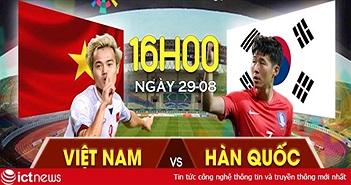 Dân mạng lùng sục tải Onme và VTC Now xem Olympic Việt Nam đá bán kết ASIAD 2018