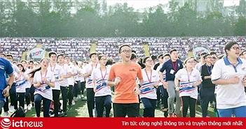 Phát động cuộc thi chạy bộ từ thiện Uprace trên nền tảng công nghệ