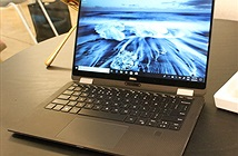 Dell làm mới dòng laptop XPS 13 2-in-1 với CPU Intel Amber Lake