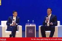Elon Musk gặp Jack Ma: Loài người chỉ như con tinh tinh so với AI