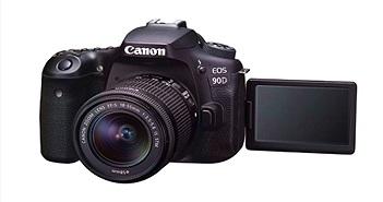 Canon công bố bộ đôi máy ảnh 90D và M6 Mark II mới