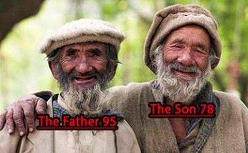 Kinh ngạc bí mật bộ tộc khỏe mạnh và sống thọ nhất thế giới
