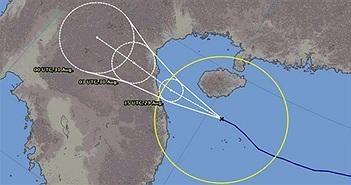 Sáng mai, bão Podul đổ bộ miền Trung