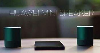 Huawei ra mắt loa di động nhỏ nhẹ, kháng nước IP54, giá rẻ dưới 1 triệu đồng