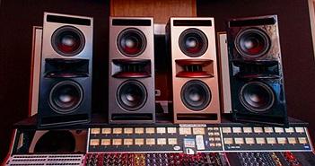 Symphonic Acoustics 2X8V - Loa ultra hi-end dành cho phòng thu đẳng cấp