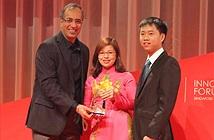 Dịch vụ BankPlus MasterCard của Viettel được nhận giải thưởng quốc tế