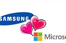 Samsung, Microsoft bắt tay hợp tác?