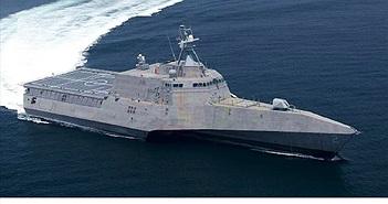 Mỹ chào bán tàu tác chiến LCS tại Đông Nam Á