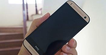 Trên tay HTC One Mini 2: Gọn và đẹp