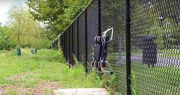 Robot có thể nhảy tung tăng như cún con, leo rào và mở cửa dễ dàng