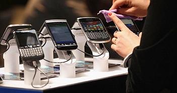 Smartphone BlackBerry chính thức qua đời!