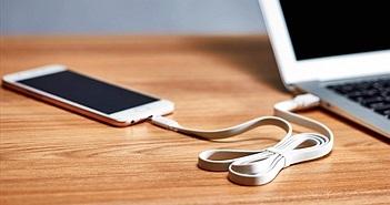 Xiaomi ra mắt cáp USB Type-C sợi dẹt, giá 2,5 USD