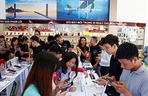 Samsung Galaxy Note 8 mở bán tại Việt Nam, lượng đặt mua tăng mạnh