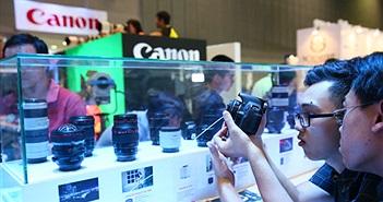 Sắp diễn ra 'đại tiệc' công nghệ Canon Expo 2017