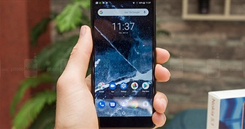 Khui hộp Nokia 5.1: Smartphone Android One cho mọi người