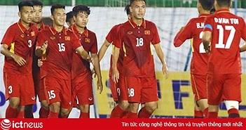 Lịch phát sóng toàn bộ 31 trận vòng chung kết giải U19 châu Á 2018 trên VTV6, VTV6HD