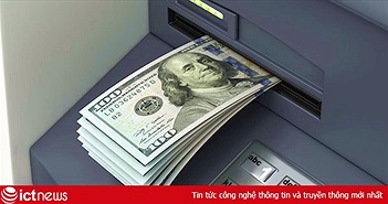 Mỹ ra án tù đầu tiên cho tội phạm tấn công máy ATM