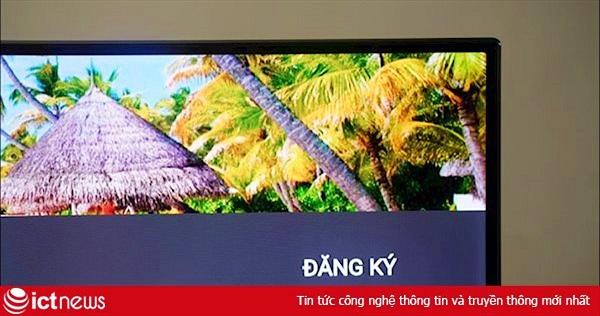 TV Samsung QLED Q6F: Thiết kế đẹp, nhiều tính năng thông minh