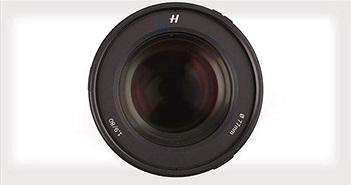 Hasselblad ra mắt XCD 80mm f1.9: Ống kính medium format khẩu độ lớn nhất Thế giới