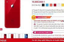 iPhone XR chính hãng giảm giá mạnh sau 1 tuần iPhone 11 về VN