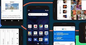 Google ra mắt Android 10 Go Edition với những tính năng mới